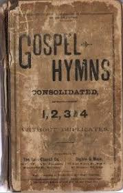 neat old hymn book