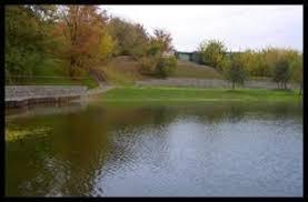 Мероприятия по охране рек и водоемов от загрязнения засорения и  Рис 2 Вид водоема после комплексного биоинженерного восстановления экосистемы и укрепления берега