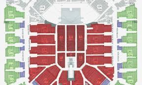 Oakland Warriors Seating Chart Memorable Seat Number Bridgestone Arena Seating Chart Seat