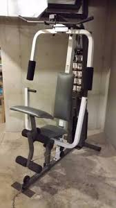 Weider 245 Training System 40 Holden Sports Goods For