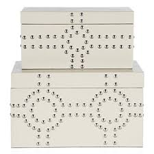 Decorative Storage Box Sets Decorative Boxes For Storage Home Design Ideas and Pictures 15