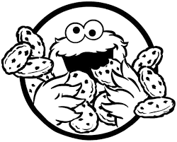 face clipart coloring page