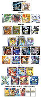 20 Pokemon Xy Tier List - Tier List Update