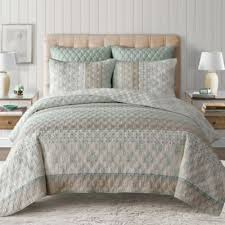 Buy Twin Quilts from Bed Bath & Beyond & Kala Quilt in Seafoam Adamdwight.com