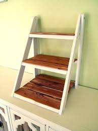 Small Ladder Bookcase Small Ladder Bookcase Small White Bathroom ...