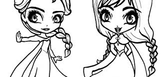 Small Picture Anna Coloring pages wallpaper
