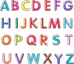 Conklin Picniva Alphabet ABC Peel and ...