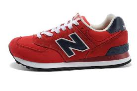 new balance shoes red. new balance wl574cvf-red black running shoes-for womens shoes red l
