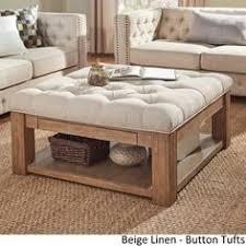 storage ottoman coffee table. Lennon Pine Square Storage Ottoman Coffee Table By TRIBECCA HOME