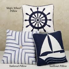 nautical pillows anchor  nautical pillows affordable yet