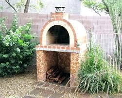 excellent outdoor pizza oven plans diy outdoor pizza oven fireplace diy wood fired pizza oven design