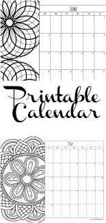 Printable Calendar Pages The Typical Mom