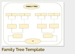 Family Tree Picture Sample Free Download Family Tree Templates