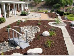 DG path xeriscape decorative gravel xeriscape theme ...