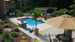 Beautiful Backyard Pools Model Awesome Decorating