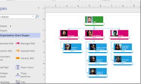 35 Valid Using Visio To Create Organizational Chart