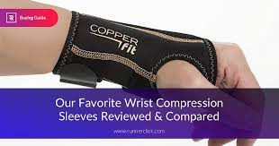 10 Best Wrist Compression Sleeves Reviewed In 2019 Runnerclick