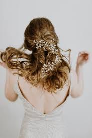 Les Accessoires Cheveux Pour Un Mariage Bohème La Mariée