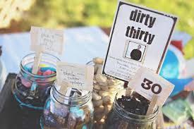 birthday party ideas dirty thirty