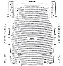 Pikes Peak Center Interactive Seating Chart Colorado Springs Co Lewis Black