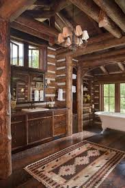 rustic bathroom. cool rustic bathroom designs