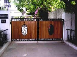 elegant enjoyable modern gates designs gate design ideas iron main fence gallery with lamp house outdoor lighting fancy e28 ideas
