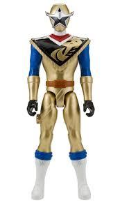 Power Rangers Super Ninja Steel 12 Inch Action Figure Gold Ranger