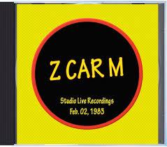 new z car releaseNEW Release  Z CAR M  Studio Live Recordings Feb 02 1983  Z