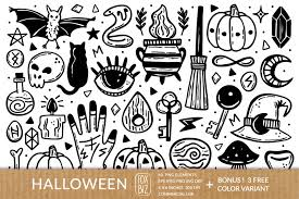 Cookie baking crew svg, christmas svg is a digital file. Download Happy Halloween Clip Art Svg Svg File Download Free And Premium Svg Cut Images
