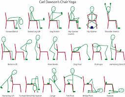 chair yoga let s try it