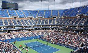 Us Open Arthur Ashe Seating Chart A History Of The Us Open In New York From The West Side