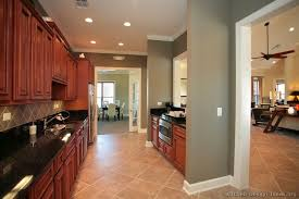 Beautiful Kitchen Color Ideas With Wood Cabinets And Paint Kitchens Traditional For Innovation Design