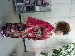 成人式 髪型 モヒカン風 美しい髪