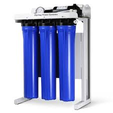 Home Ro Water Systems Ispring Workhorse 300 Gpd Commercial Grade Reverse Osmosis Water