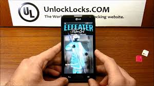 How To Unlock LG Optimus F3Q from (T ...
