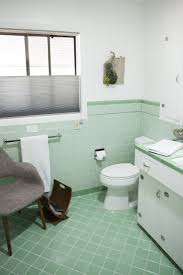 green bathroom rugs inspirational 833 best retro bathrooms images on image