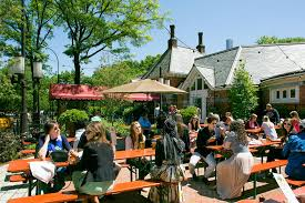 tavern on the green adds a beer gardentavern on the green adds a beer garden