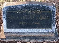 Eula Louise Logan (1888-1944) - Find A Grave Memorial