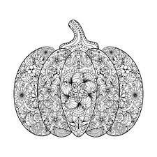 Small Picture Pumpkin Coloring Page Pumpkin coloring pages Halloween coloring