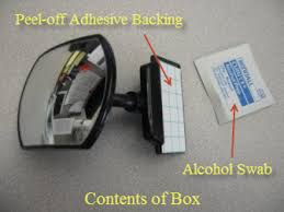 office desk mirror. Fine Desk Cubicle Mirror And Alcohol Swab In Office Desk F