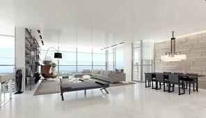 Modern Kitchen Apartment Interior Design Ideas.