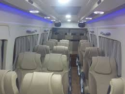 20 seater ac tempo traveller al at