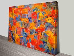 map by jasper johns abstract usa map canvas art print