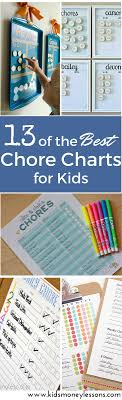 How To Make A Responsibility Chart 13 Of The Best Chore Charts For Kids To Help You Get Started