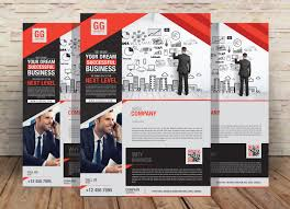 Business Flyer Design Templates Free Business Flyer Design Template For Your Corporate