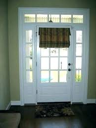 sidelight panel curtains curtain for door window front door window treatments sidelight curtains sidelight panel curtains