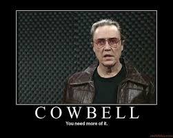 funny motivational posters for office. You Need More Of It Cowbell Funny Motivational Poster Posters For Office