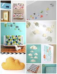 nursery love etsy products for baby  modern eclectic nurseries
