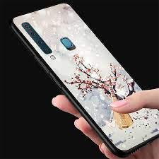 Ốp lưng điện thoại Samsung Galaxy A8 Star / A9 Star - ÂM NHẠC LÀ CUỘC SỐNG  MS ANLCS013-Hàng Chính Hãng Cao Cấp
