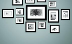 wall decor picture frame ideas wall decor with frames easy wall art ideas furniture blog wall decor picture frame